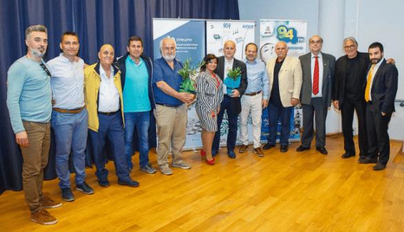 Ολα τα μέλη της  Ένωσης Δημοτικών Ραδιοτηλεοπτικών Μέσων Ενημέρωσης  Ελλάδας