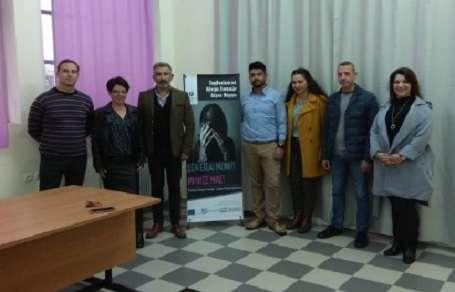 Συνάντηση του Κέντρου Κοινότητας Δήμου Ζαχάρως και του Συμβουλευτικού Κέντρου Γυναικών Δήμου Πύργου