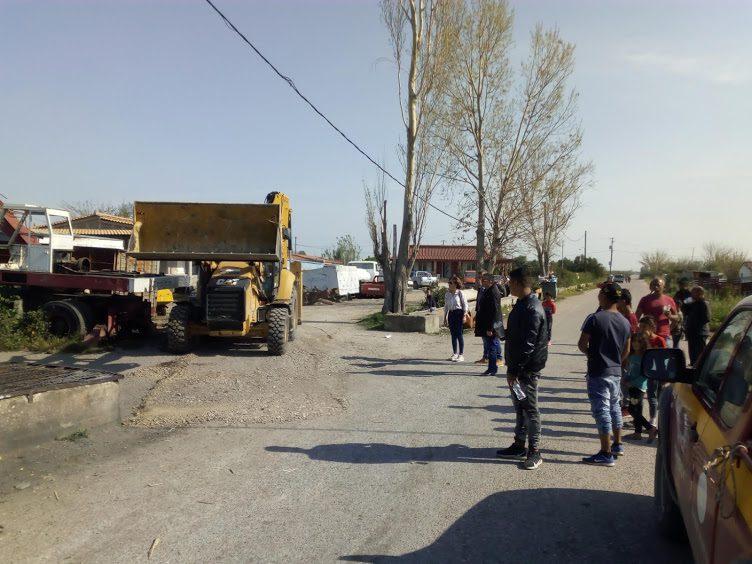 Δήμος Πηνειού: Πολύπλευρη στήριξη των καταυλισμών Ρομά (photos)