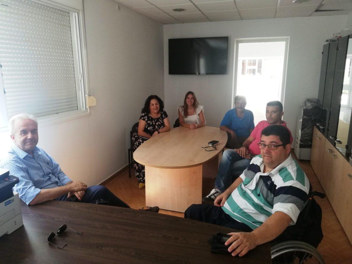 Π.ΟΜ.Α.μεΑ Δ.Ε. & Ν.Ι.Ν.: Συνάντηση με Διοικητή Γενικού Νοσοκομείου Πύργου – Επίσκεψη στο ΚΔΑΠ-ΜΕΑ «Διάπλαση»