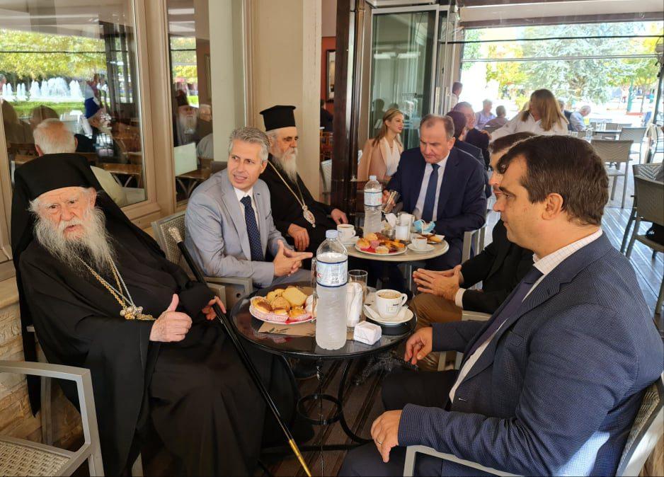Πύργος: Σεμνοπρεπή λόγω Covid-19, η εορτή των Δικαστικών και Νομικών Ηλείας και η 39η επέτειος της χειροτονίας εις Επίσκοπον του Μητροπολίτου μας κ.κ. Γερμανού (photos)